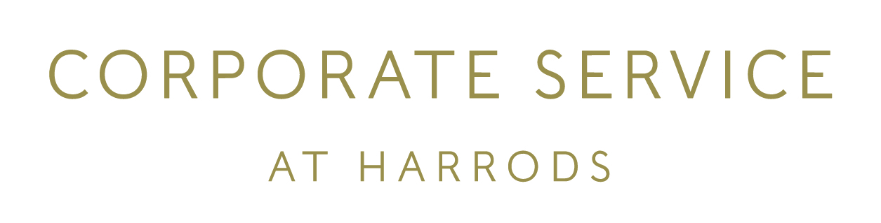Corporate Services at Harrods